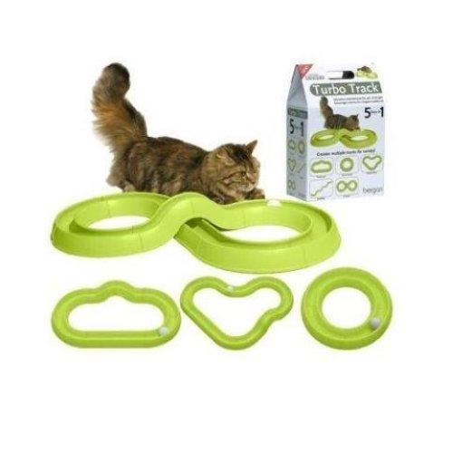 Turbo Track Cat Toy Ebay