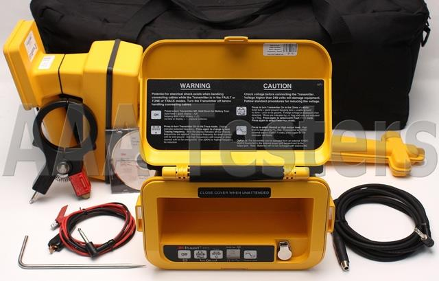 Dynatel Cable Fault Locator : M dynatel cable tubo fault locator avanzado