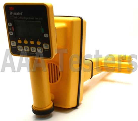 2273 3m Fault Locator : M dynatel cable pipe fault locator advanced