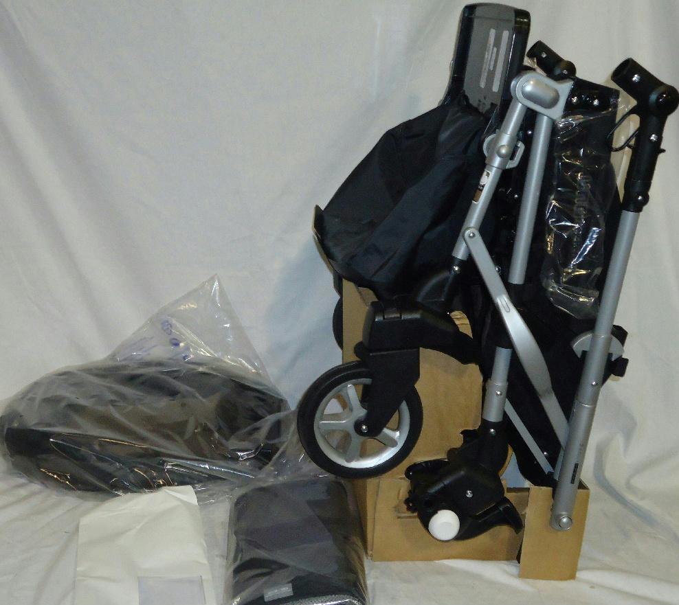 uno peg perego stroller instructions