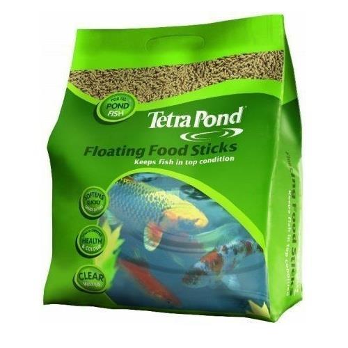Tetra pond pond sticks fish food tetra koi food for Koi pond sticks