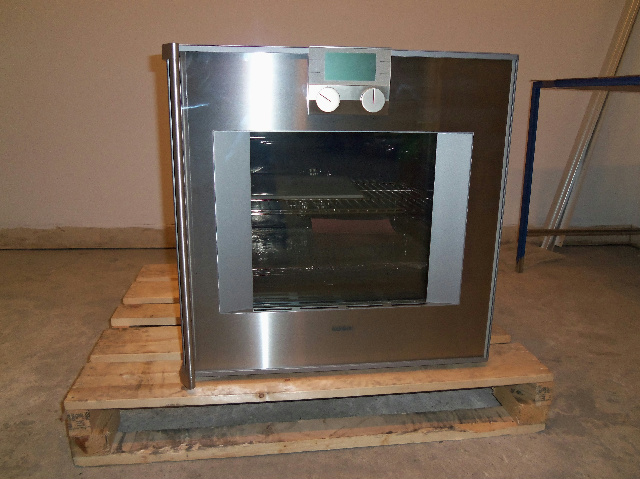 Gaggenau 24 single electric wall oven