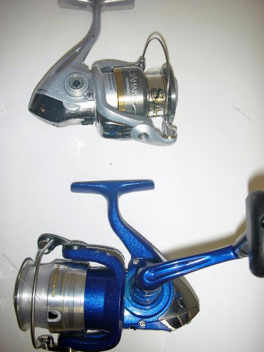 11 fishing reels by shimano okuma fish hinter quantum for Shimano fishing reel parts