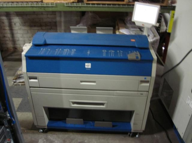 large format copy machine