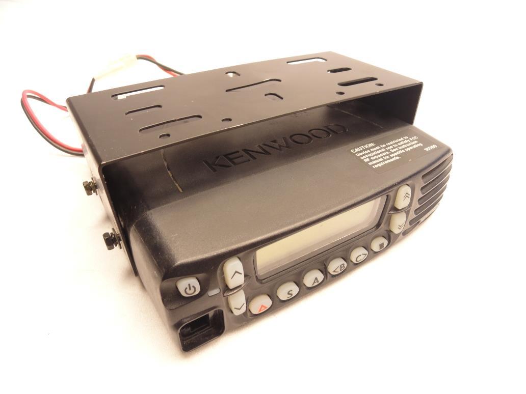 kenwood mobile uhf radio