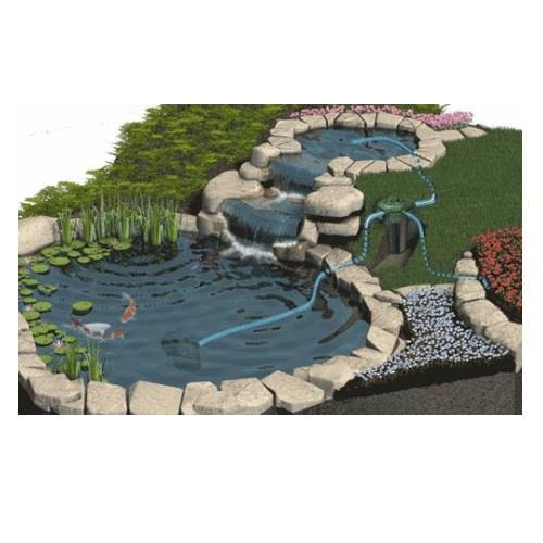 Tetra pond bp 1500 koi pond bead pressure filter 26563 ebay for 1500 gallon koi pond