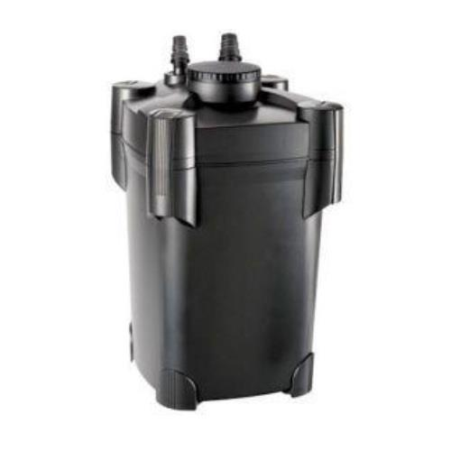 New pondmaster pressurized pond filter system 2000 gal koi for Small pond filter system