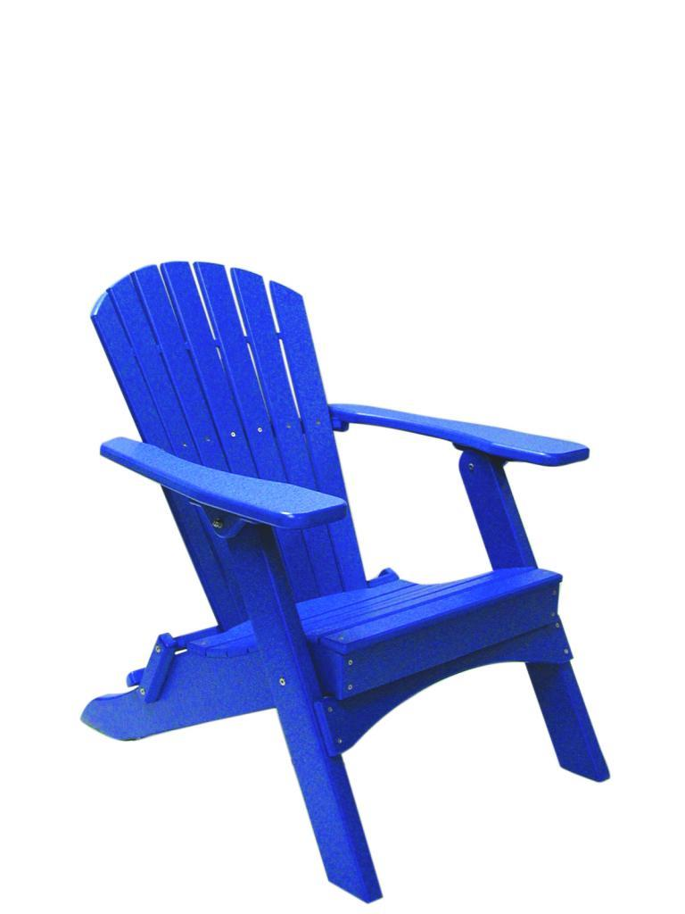 perfect choice furniture folding adirondack chair blue ofcf b ebay