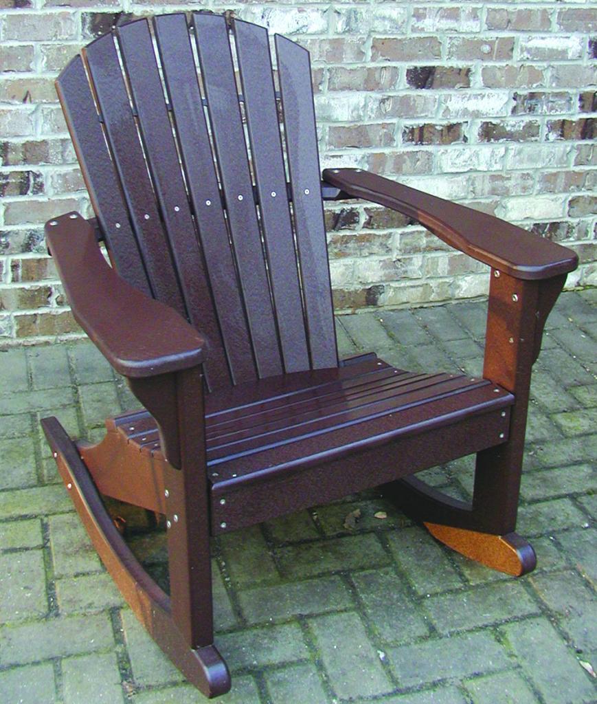 Perfect Choice Furniture Rocking Chair Mocha Ofcr M Ebay