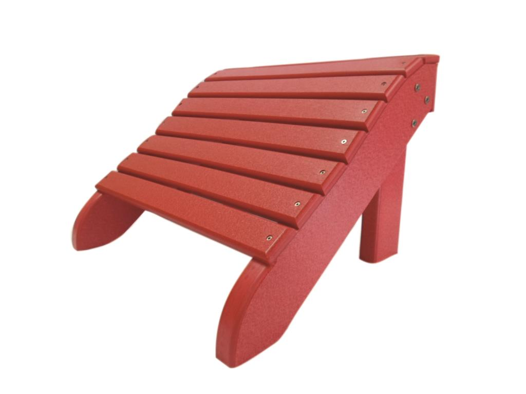 Details About Perfect Choice Furniture Foot Stool Cardinal Red Offs Cr