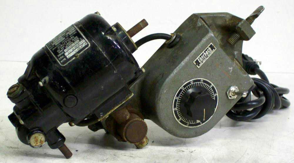 BODINE ELECTRIC COMPANY NSE-11R SPEED REDUCER MOTOR ...