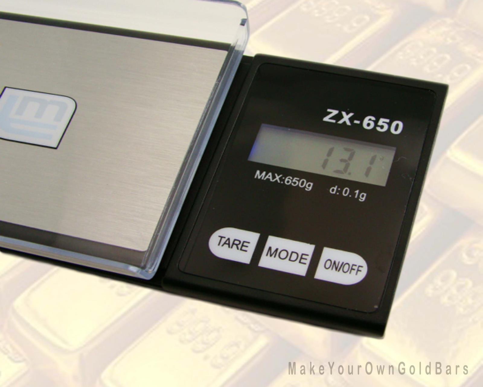 Digital Scale Gold Silver 650 Gram Ozt Dwt Oz Troy Ounce
