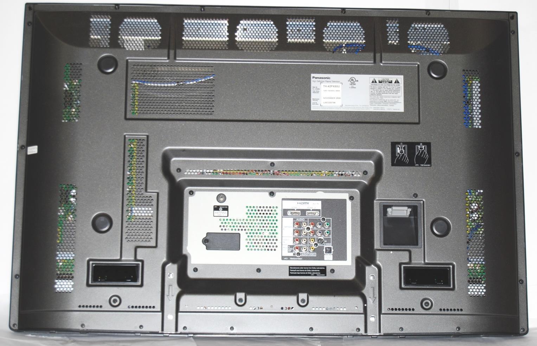 panasonic plasma tv manual 42