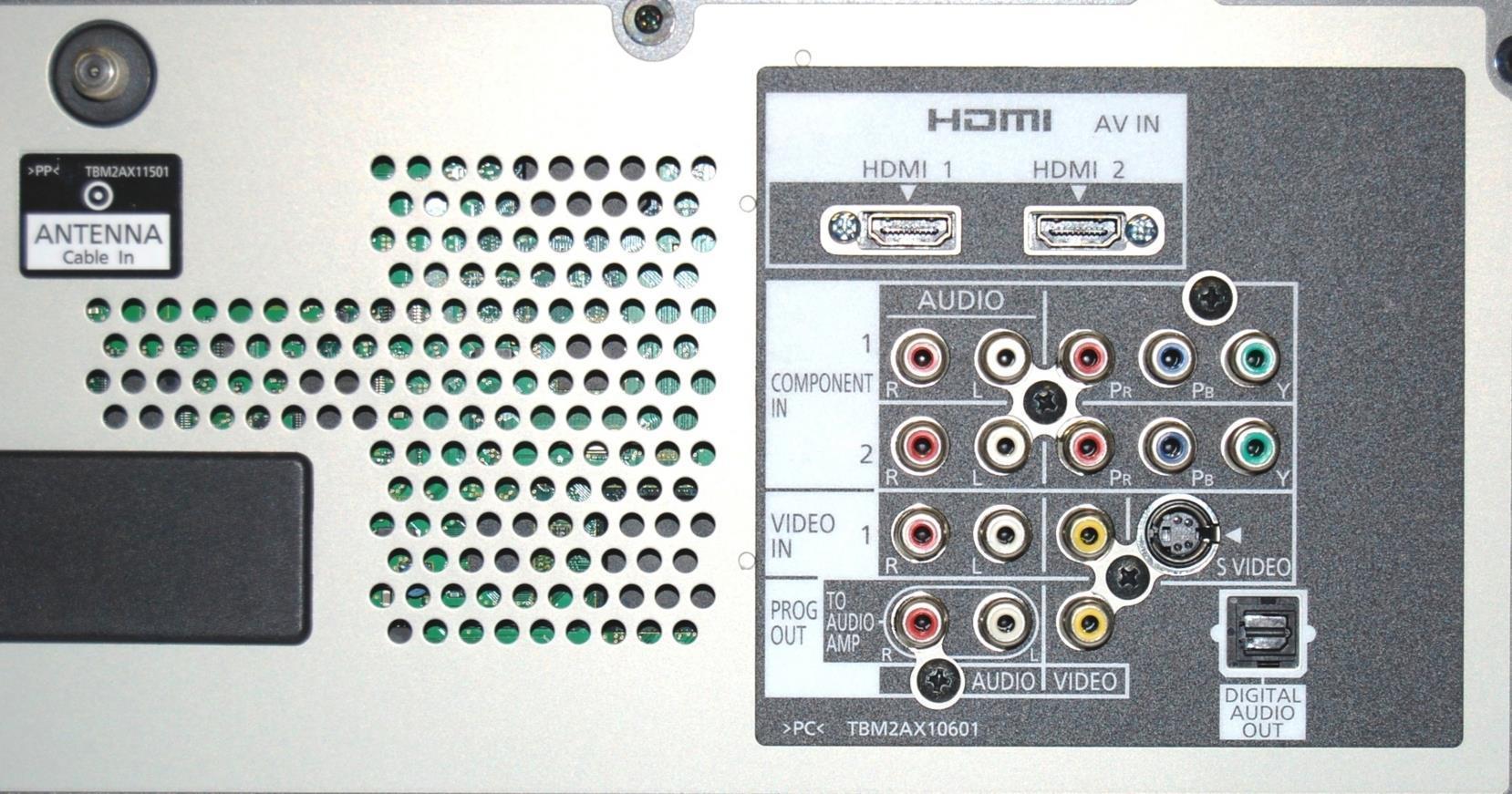 panasonic viera 42 plasma 720p manual