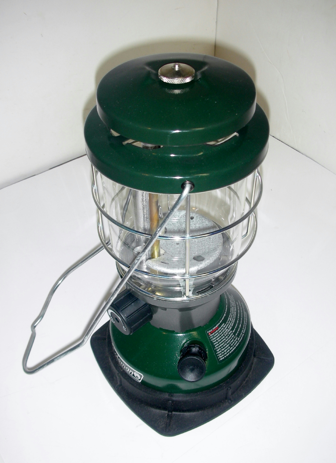 Coleman Northstar Dual Fuel Instastart Lantern Ebay