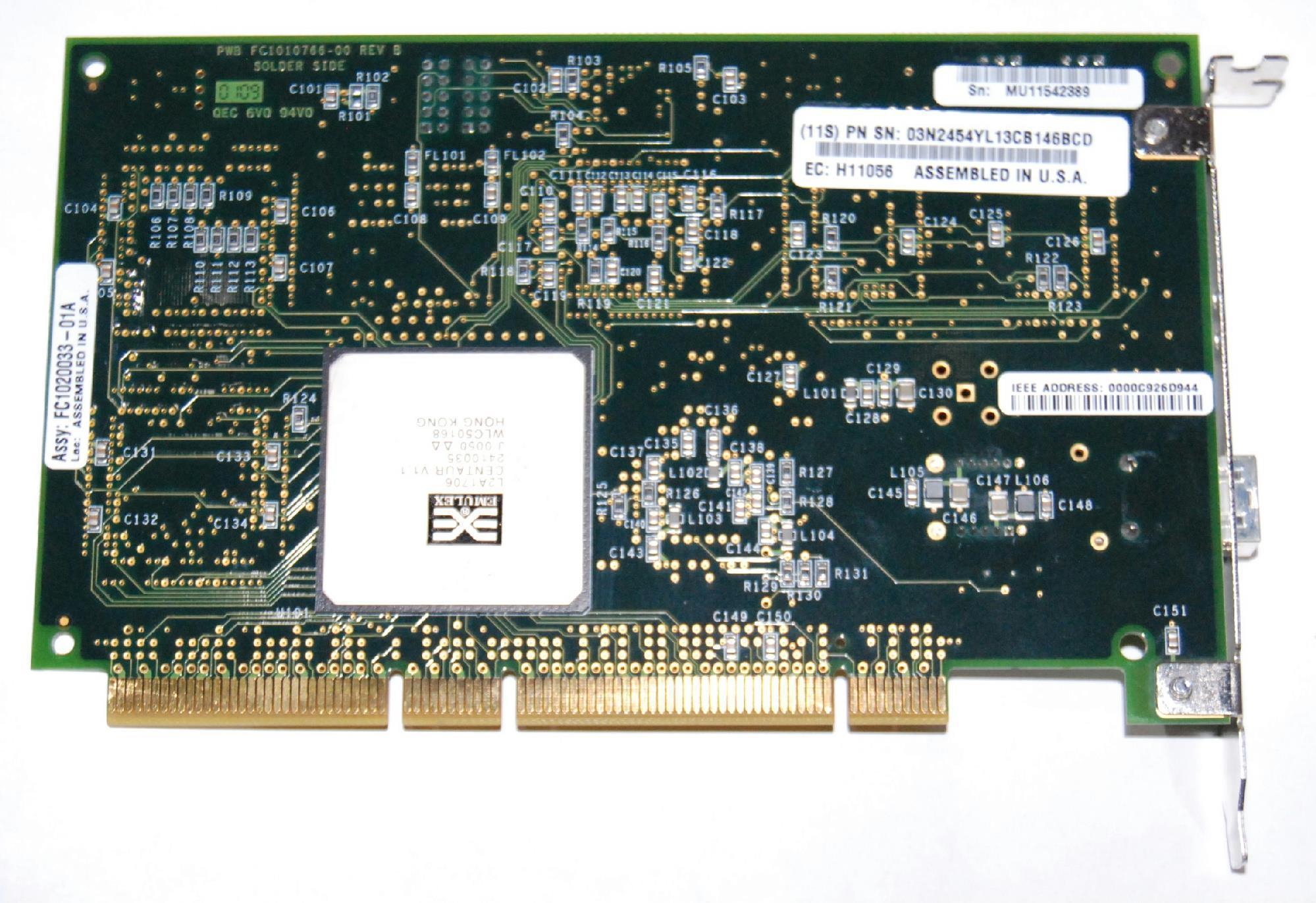 EMULEX LIGHTPULSE LP9002 DRIVER