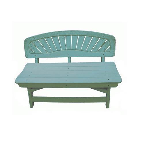 Perfect Choice Furniture Classic Bench Turf Green Ofb Tg Ebay