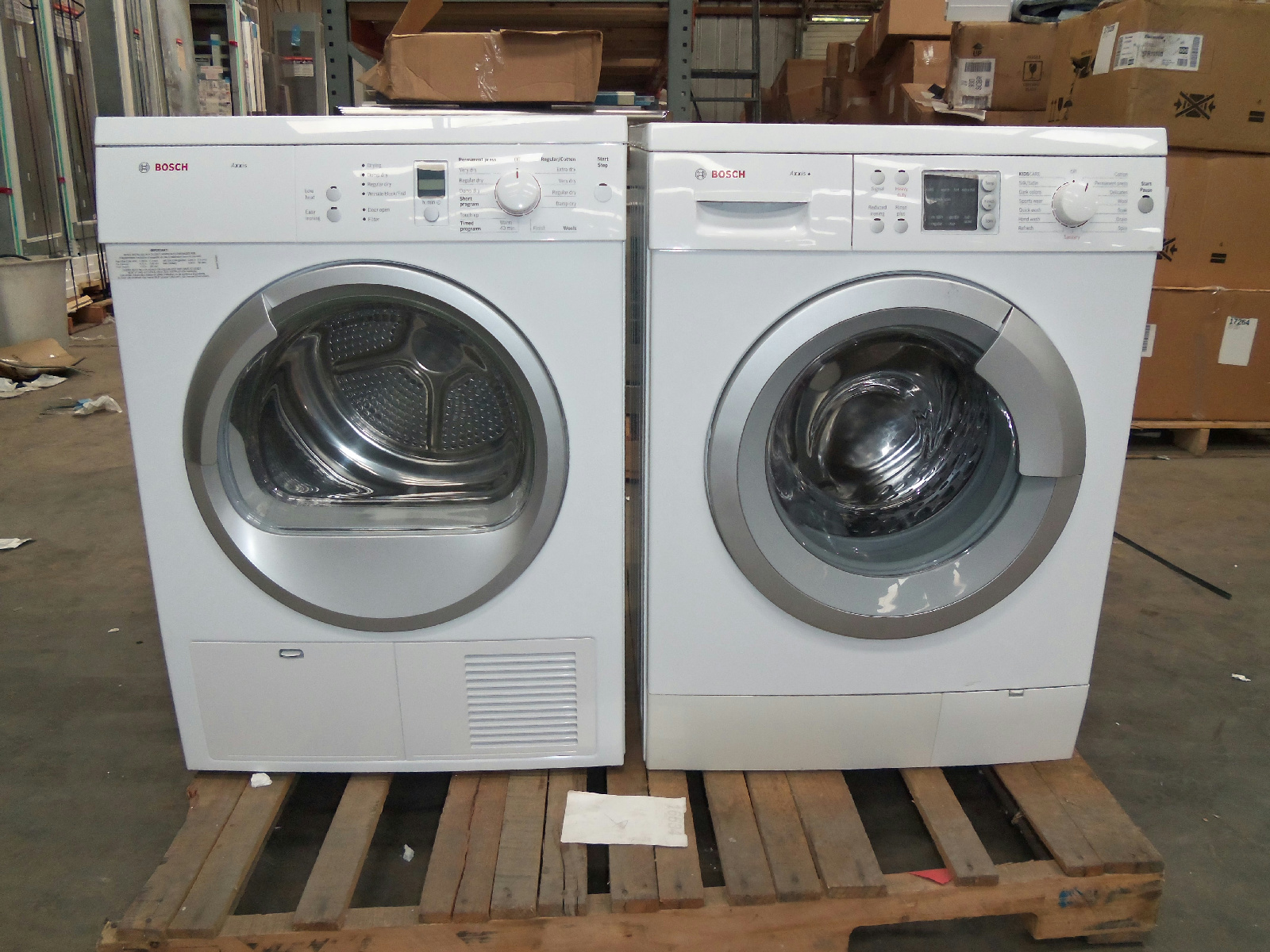 Bosch Washer And Dryer ~ Bosch wte us was uc white ventless washer and