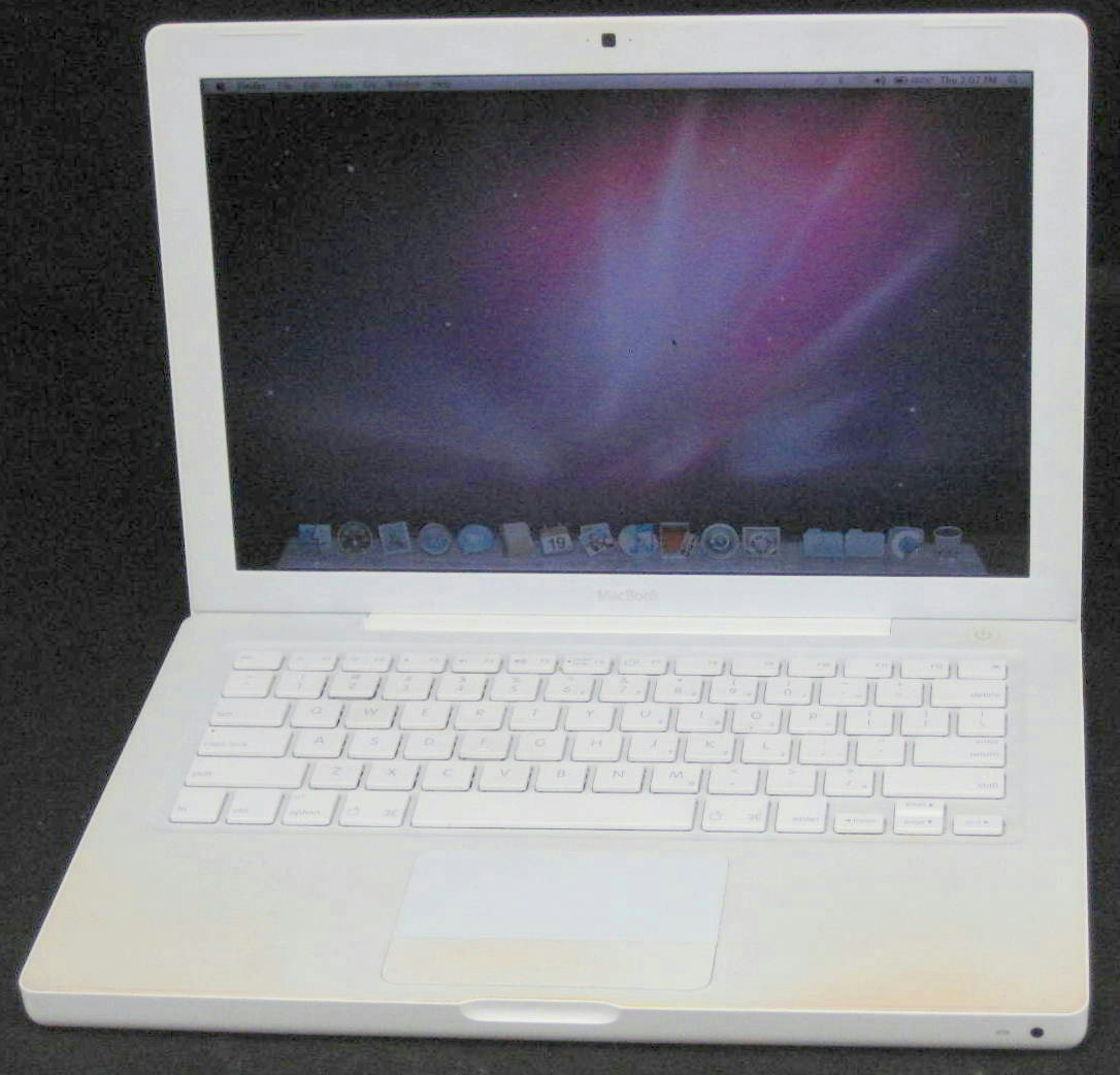 "Macbook 5 2 A1181 And Mavericks: Apple MacBook A1181 13.3"" Core Duo 1.8GHz 1GB RAM 80GB HDD"