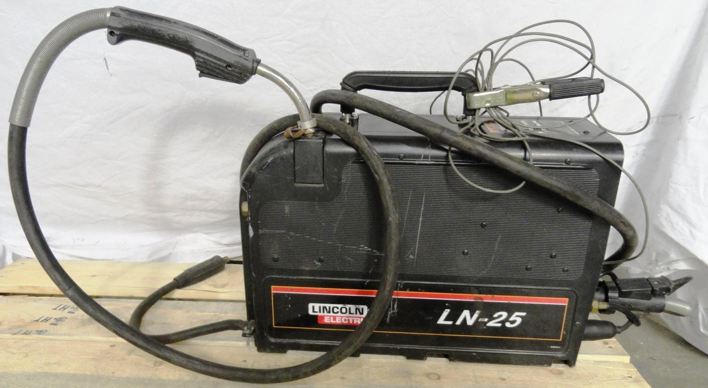 Lincoln ln25