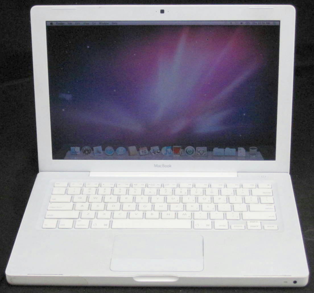 "Macbook 5 2 A1181 And Mavericks: Apple MacBook A1181 13 3"" Core 2 Duo 2 0GHz 1GB RAM 250GB"