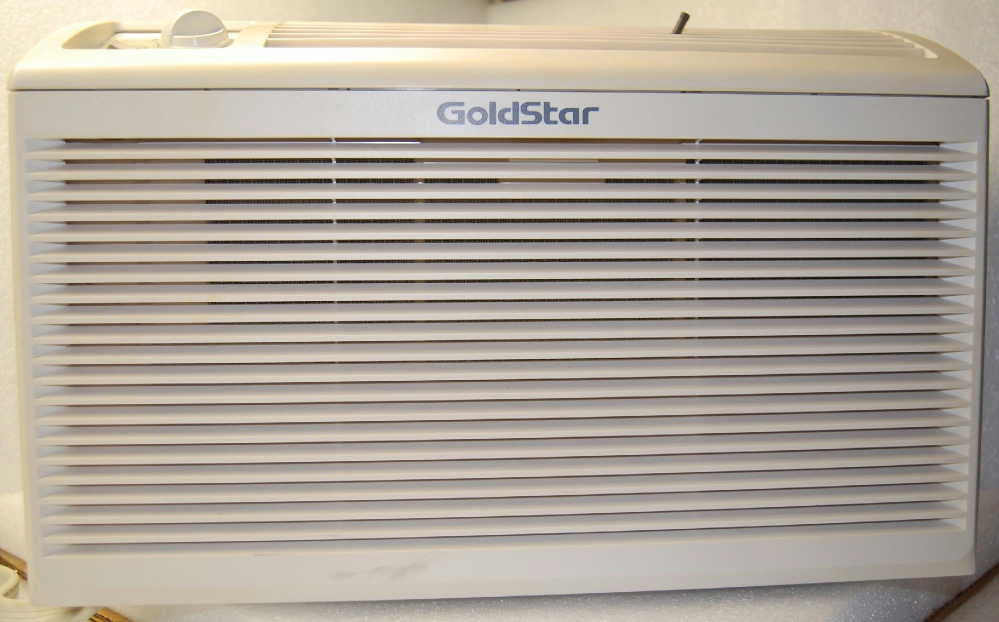 LG Goldstar GWHD5000 5000 BTU Window Air Conditioner 80005519 eBay #947037