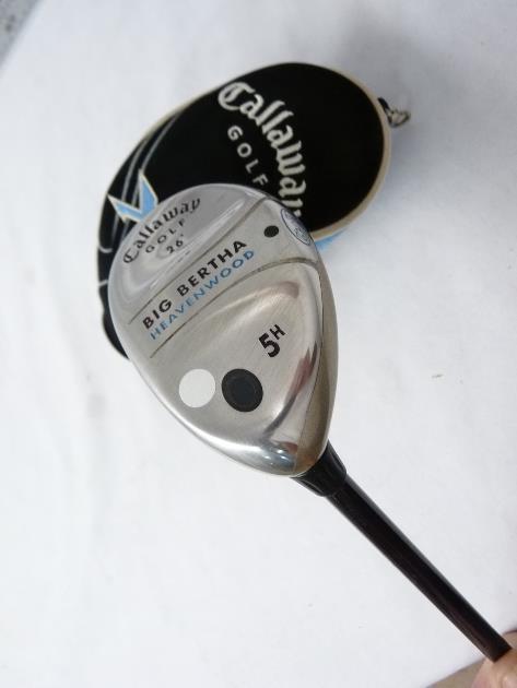 Lh Callaway Golf Big Bertha Heavenwood 26 176 5h Hybrid