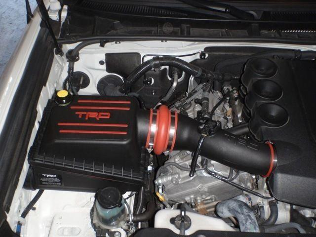 Trd 2005 2011 Oem Toyota Tacoma Cold Air Intake System