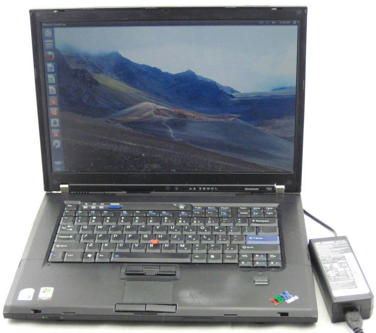 IBM Thinkpad T60 15.4