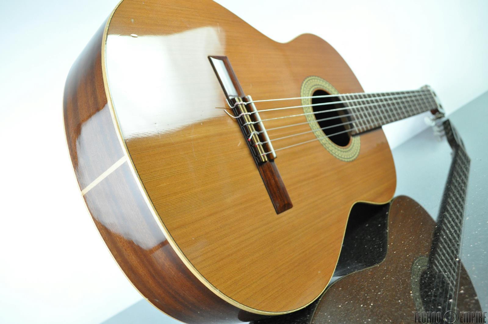 ignacio m rozas modelo no 2 classical nylon string acoustic guitar 16625 ebay. Black Bedroom Furniture Sets. Home Design Ideas