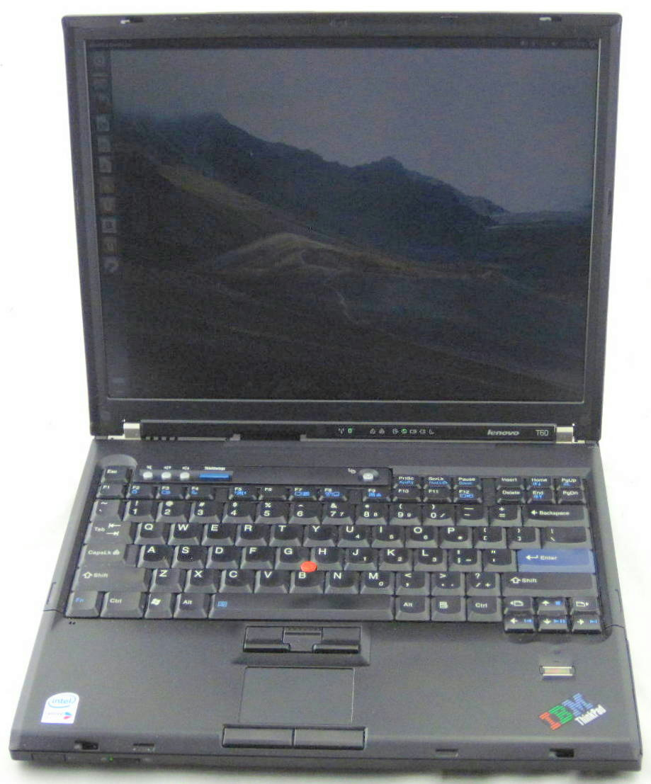 IBM Thinkpad T60 14.1