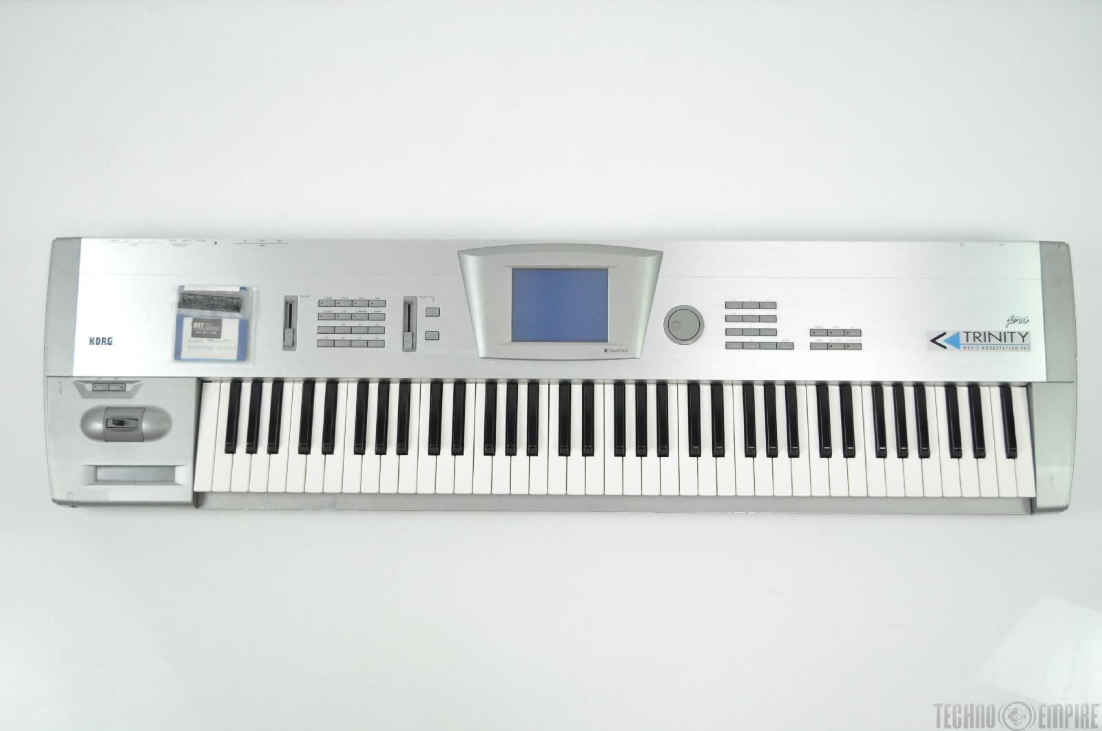 Professional Keyboard Workstation : korg trinity pro v2 76 key workstation synthesizer keyboard 16819 ebay ~ Vivirlamusica.com Haus und Dekorationen