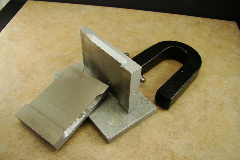 4 oz Professional Adjustable Ingot Mold Gold-Silver-Copper