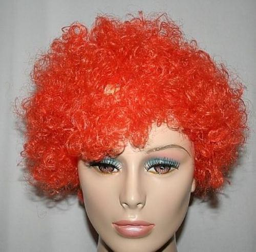 Orange Wig Ebay 103