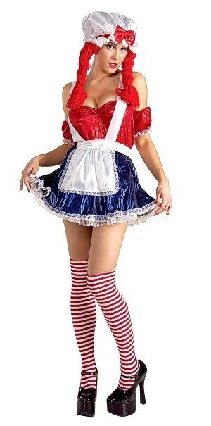 Store Pages  sc 1 st  eBay : raggedy ann costume for adults  - Germanpascual.Com
