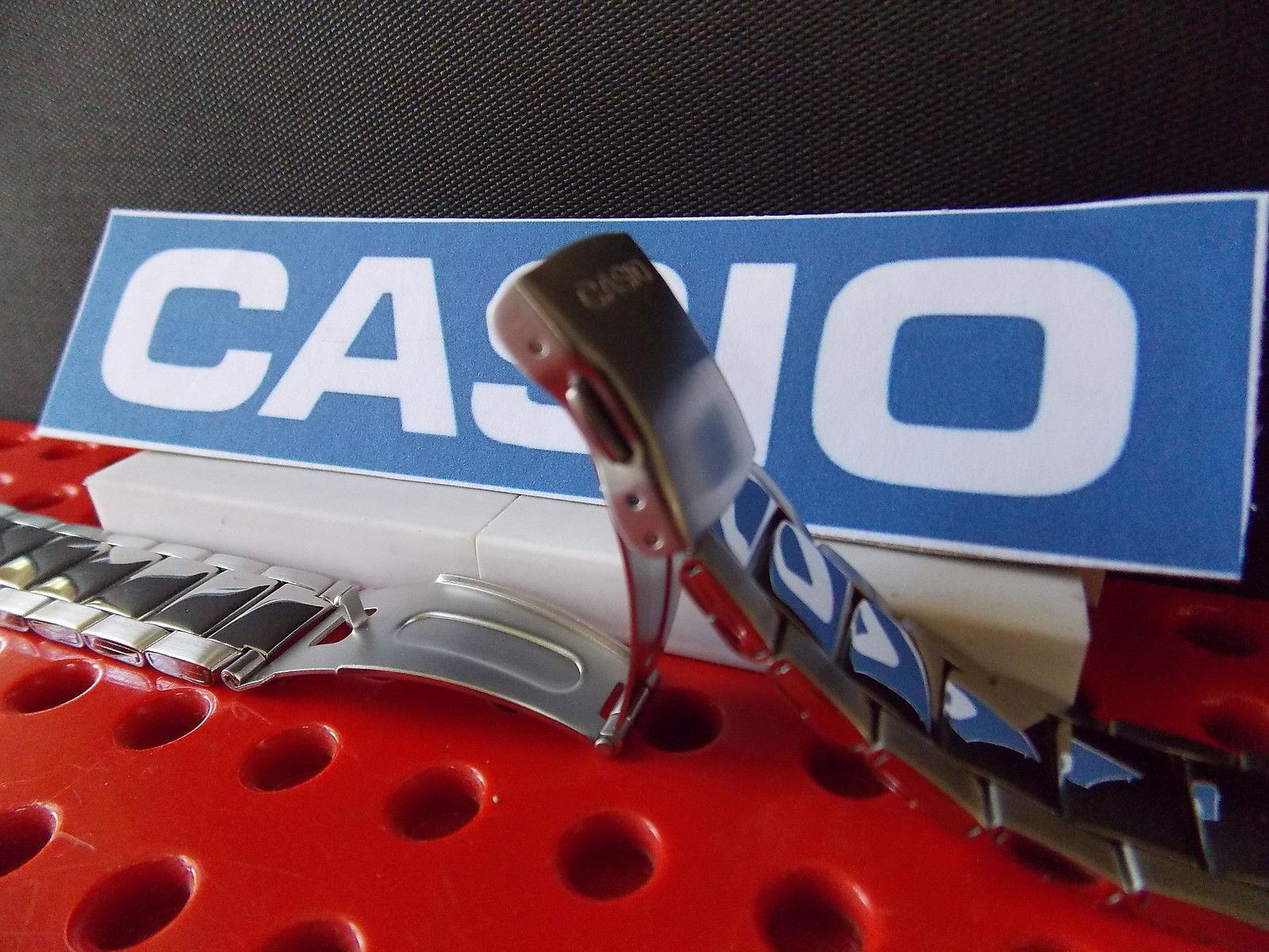 how to shorten casio edifice watch band