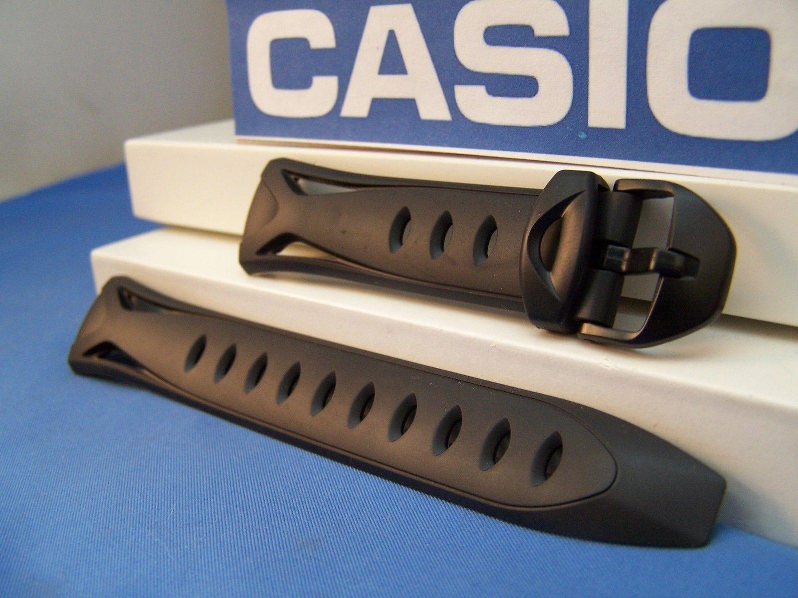 Montre Casio Band SPS 300 Casio Sea Pathfinder Noir