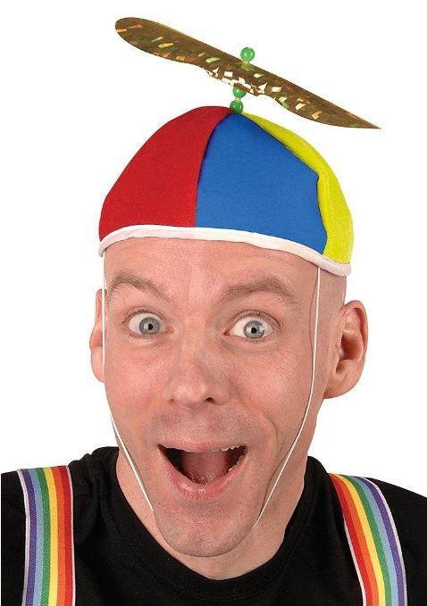 Multi Color Propeller Beanie Dork Clown Nerd Hat Ebay
