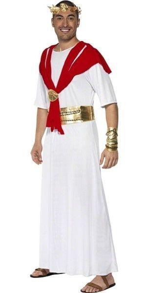 Description. Romulus the King Adult Roman Costume  sc 1 st  eBay & Romulus the King Adult Roman Costume | eBay