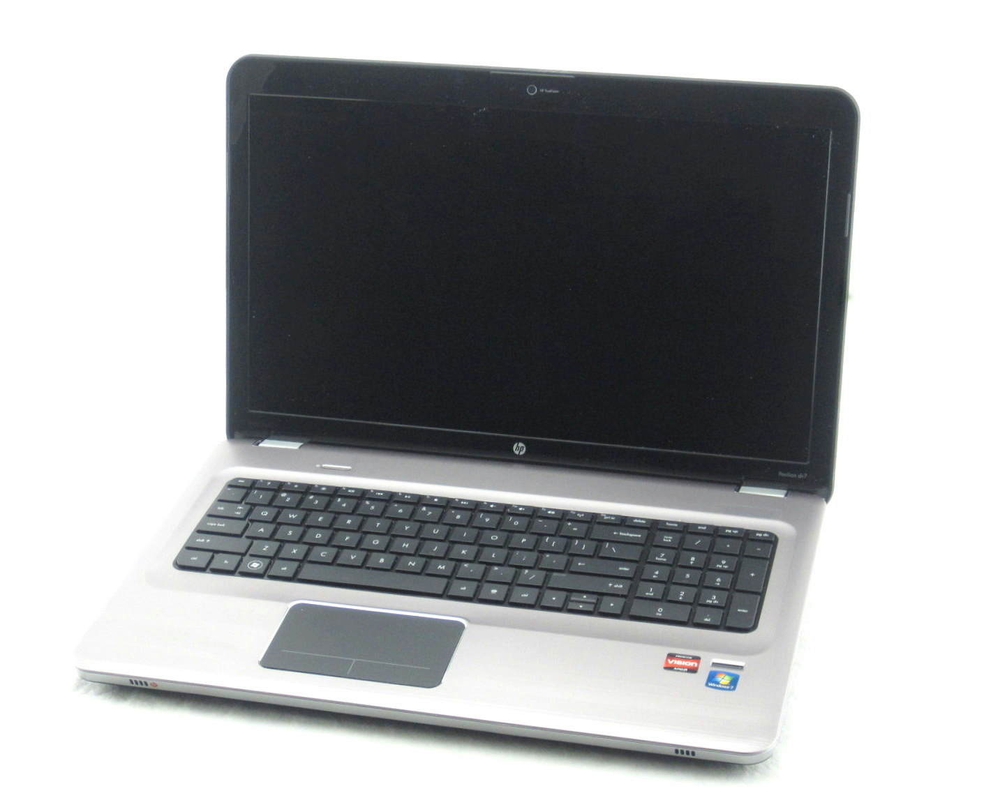 hp pavilion dv7 4065dx amd premium vision 2gb ddr3 17 notebook parts repair ebay. Black Bedroom Furniture Sets. Home Design Ideas
