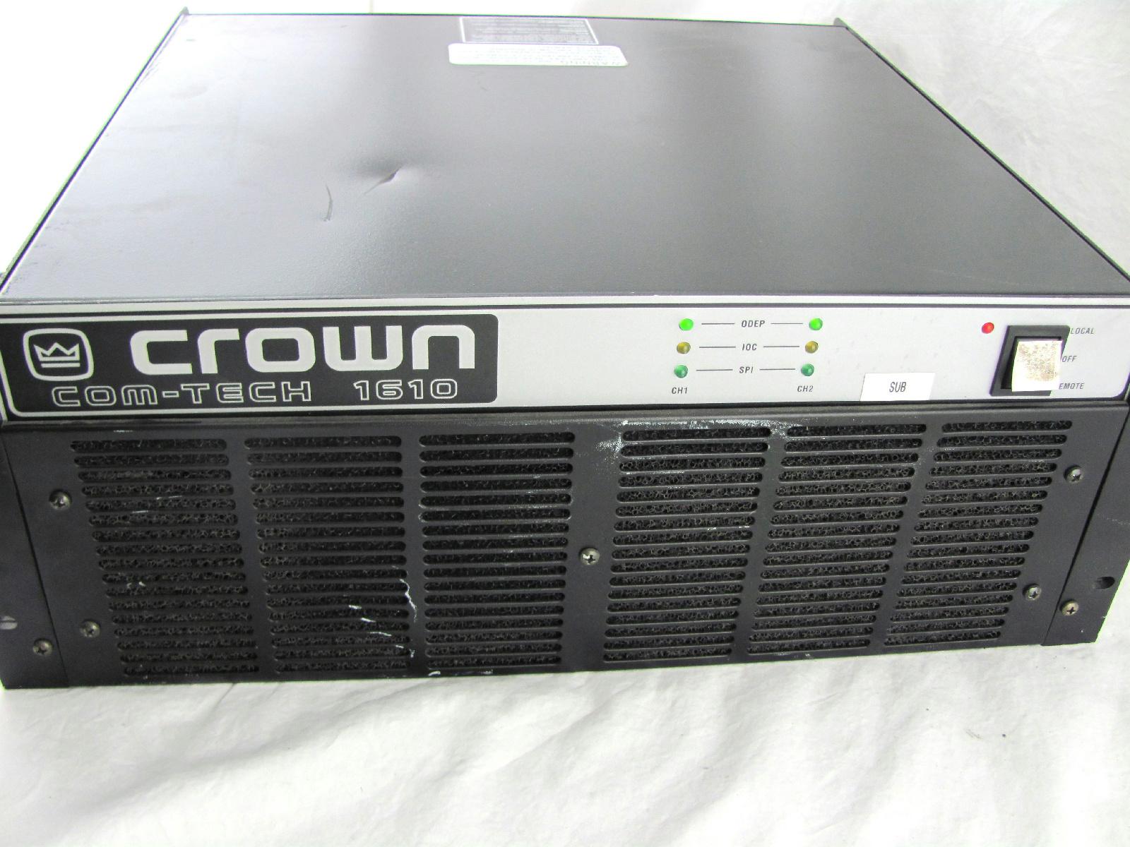 crown音响
