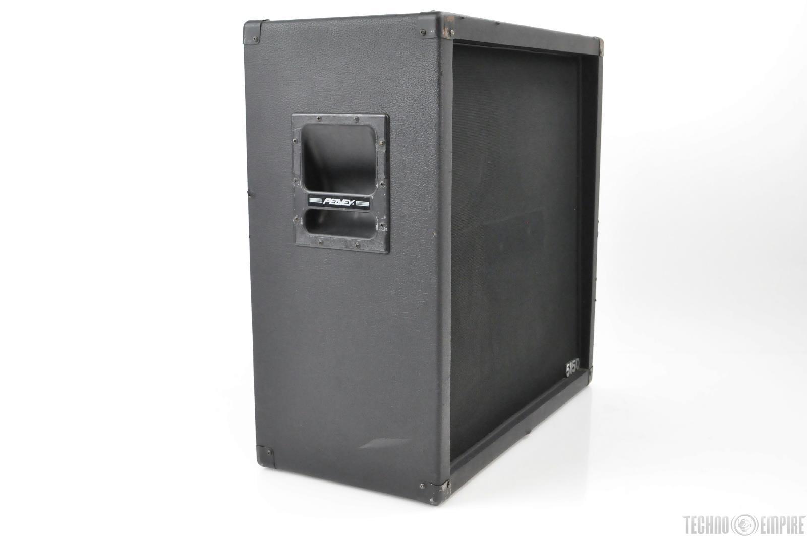 peavey 5150 4x12 guitar amp cabinet from eddie van halen 1993 tour 18684. Black Bedroom Furniture Sets. Home Design Ideas