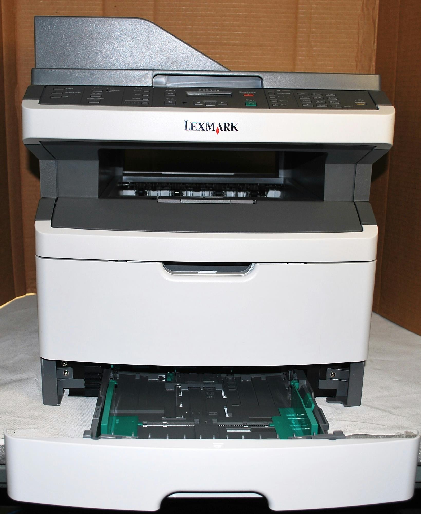Lexmark MB2236adw firmware error 900