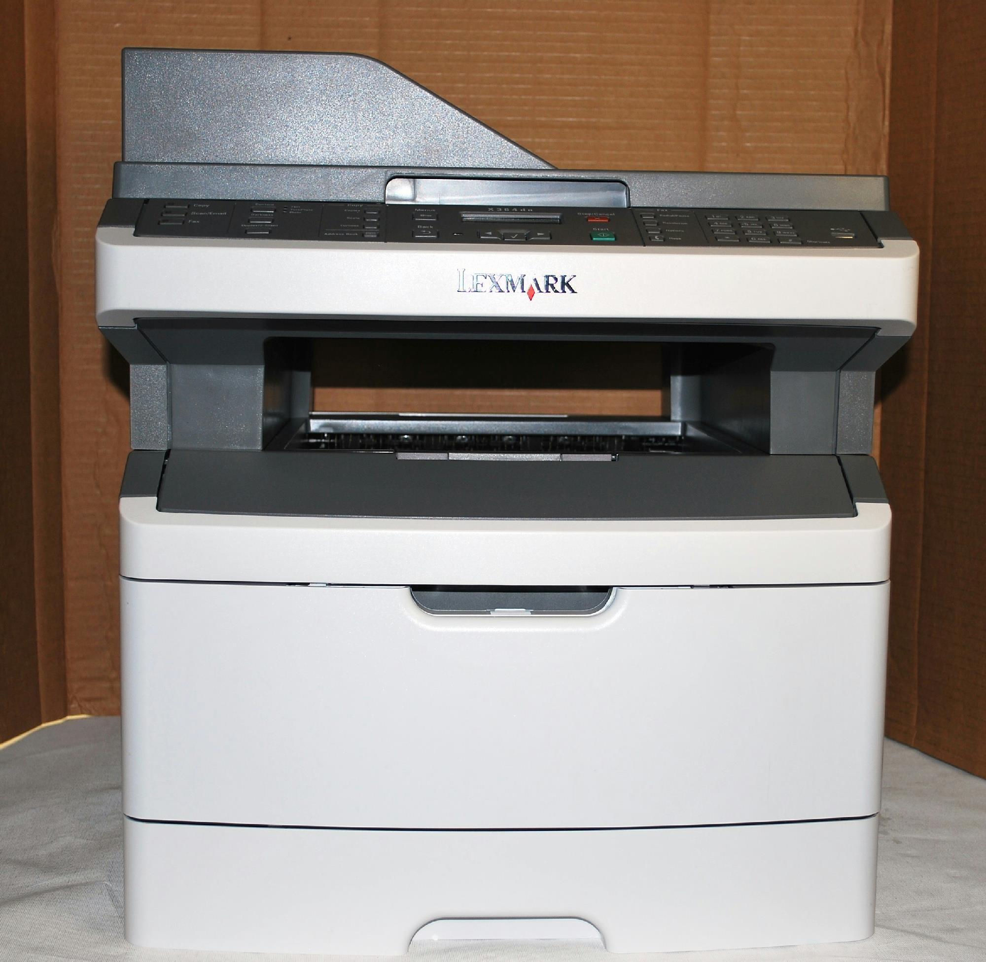lexmark x364dn multifunction mono printer for parts 13b0637 rh ebay com lexmark x264dn maintenance manual lexmark x264dn service manual pdf