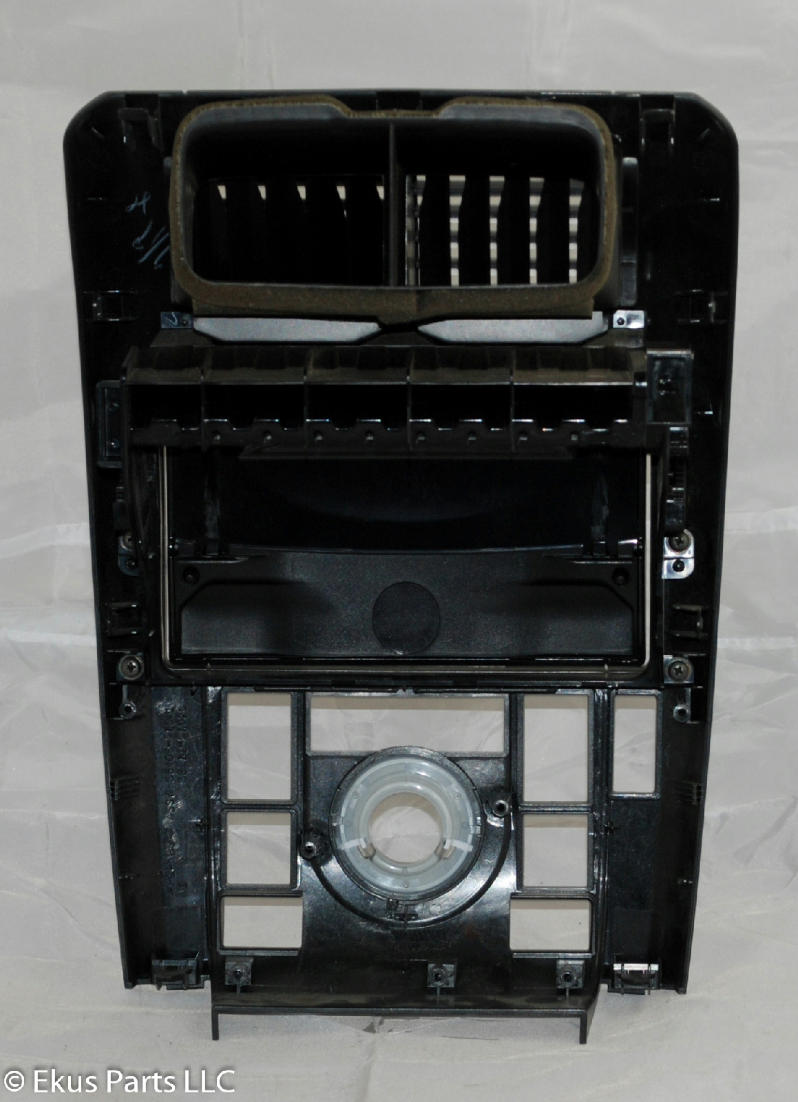 2009 Scion Tc Radio Climate Dash Trim Bezel With Vents Ebay