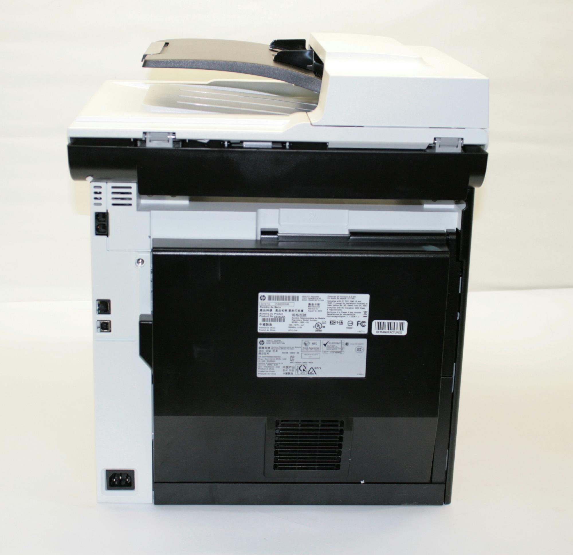 Laserjet Pro 400 Color Mfp M475dn Driver Download