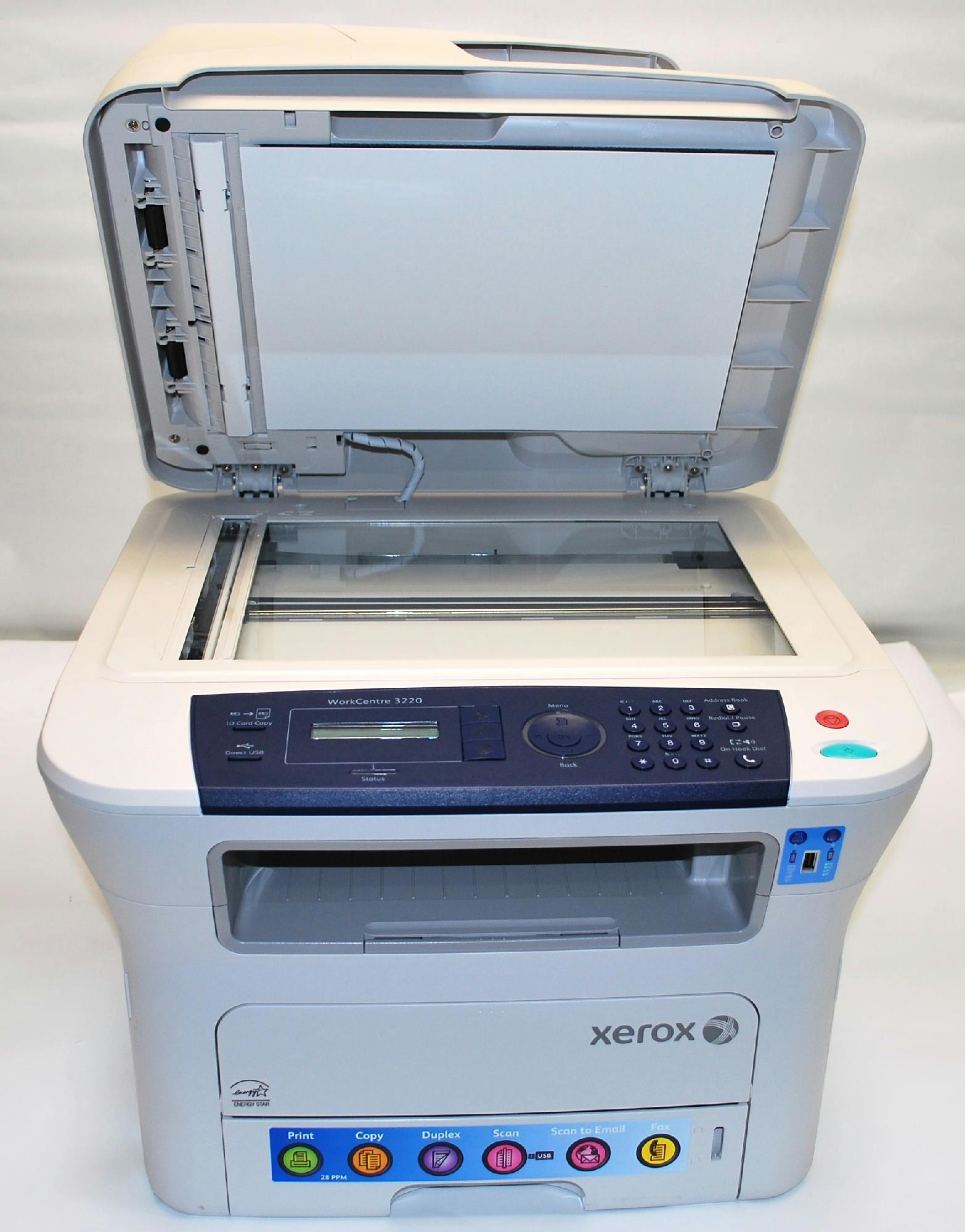Xerox color laser printers - Manufacturer Xerox