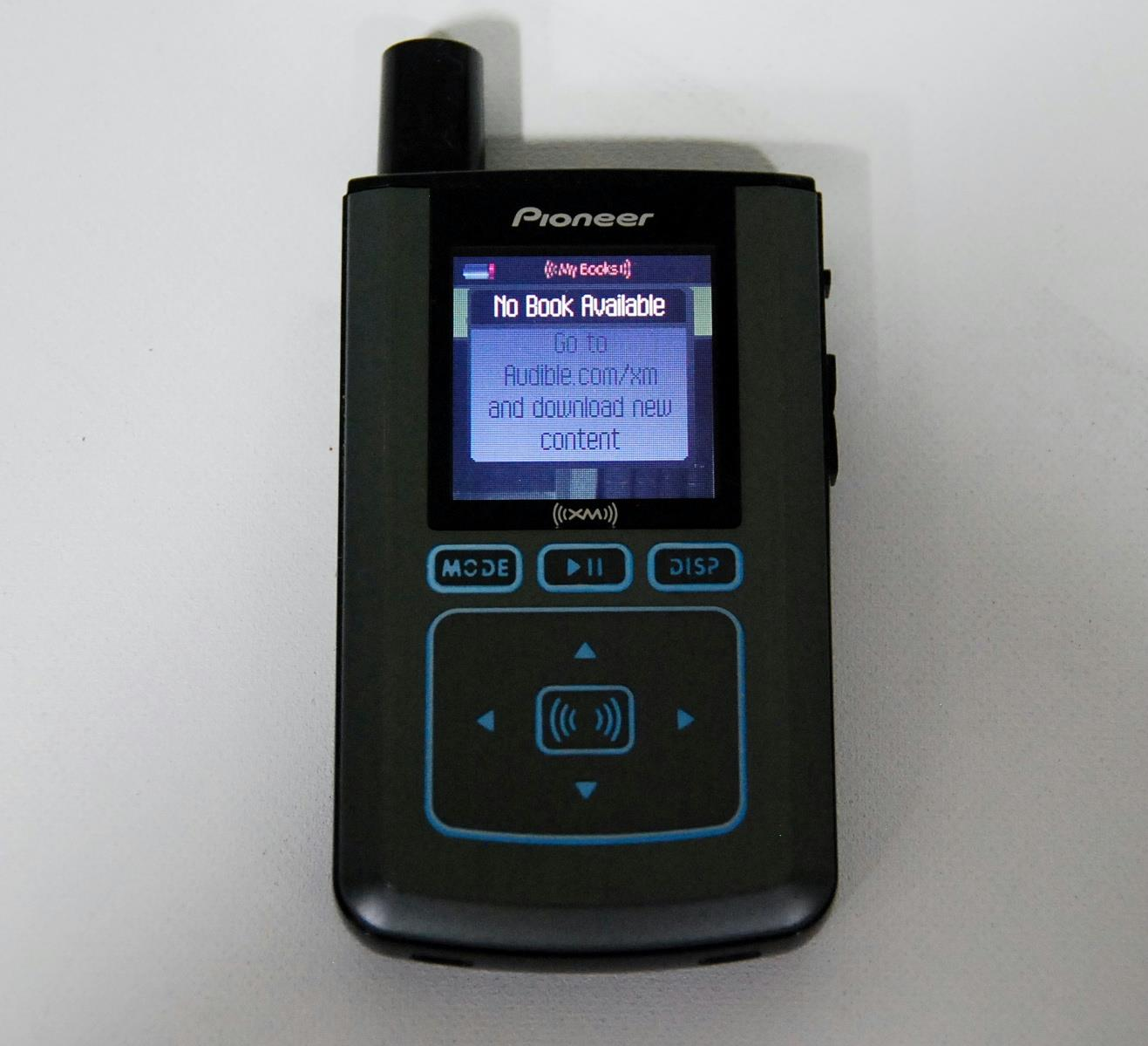Pioneer GEX-XMP3 Portable XM Satellite Radio Receiver ...