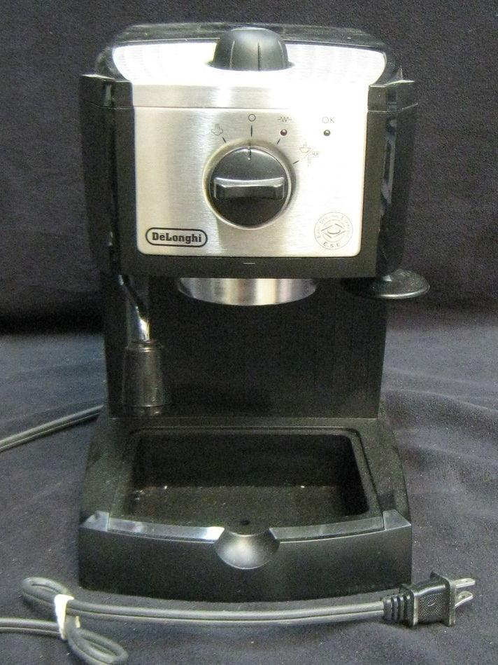 Delonghi Coffee Maker Parts Usa : DeLonghi EC155 Espresso and Cappuccino Maker EC 155 as Is for Parts or Repair 44387221559 eBay