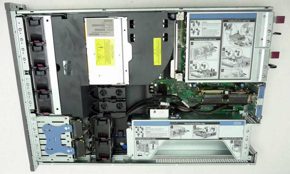 Dl380 g5 ram slots